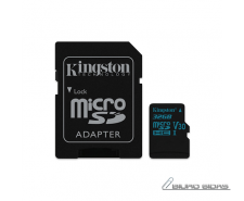 Kingston Canvas Go! UHS-I 32 GB, MicroSDHC, Flash memor..