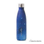 Yoko Design Galaxy Isothermal bottle, Blue, C..