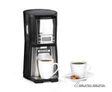 BEEM Coffee machine 1410SR Filter, 1030 W, Black/Stainl..