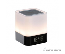 ClipSonic Bluetooth compatible alarm clock LED lamp TES..