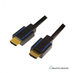 Logilink Premium HDMI Cable for Ultra HD CHB0..