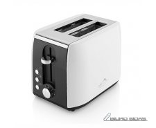 ETA Toaster White, 900 W, Number of slots 2, Number of ..