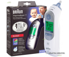 Braun ThermoScan® 7 Age Precision Ear Thermometer IRT65..