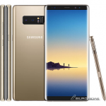 "Samsung Galaxy Note8 N950F Gold, 6.3 "", Super.."
