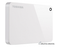 "Toshiba Canvio Advance 2000 GB, 2.5 "", USB 3.0, White 2.."