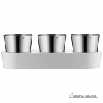 WMF Herb garden  Herbal pots, Stainless steel..