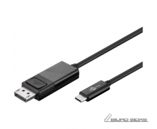 Goobay USB-C- DisplayPort adapter cable (4k 60 Hz) 7929..