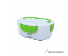 Adler Lunch box  AD 4474  Electric, White/ green, Capac..