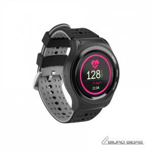 Acme Smartwatch with GPS HR SW301  Touchscreen, Bluetooth, Heart rate monitor, Black, Automatic and manual, GPS (satellite), Black, 228592