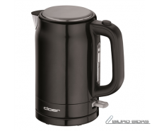 CLoer Kettle 4520 Standard, Stainless steel, Black/stai..
