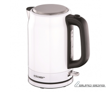 CLoer Kettle 4521 Standard, Stainless steel, White/stai..