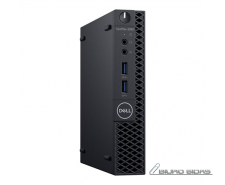 Dell OptiPlex 3060 Desktop, Micro, Intel Core i3, i3-81..