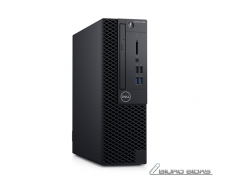 Dell OptiPlex 3060 Desktop, SFF, Intel Core i3, i3-8100..