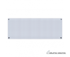 Mill Glass MB900DN G Panel Heater, 900 W, Suitable for ..