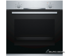 Bosch Oven HBA530BS0S Built-in, 71 L, Stainless steel, ..