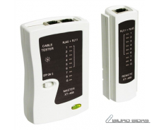 Goobay Network cable tester 68856 Black/White 233011