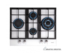 CATA hob  LCI 6031 WH  Gas on glass, Number of burners/..