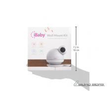 iBaby iBaby Wall Mount Kit 51465 Wall Mount, White 233949