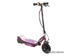 Razor E100 Electric Scooter - Purple 234076