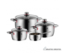 WMF Cookware set, 4 pieces  QUALITY ONE Cromargan® 18/1..