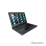 "Lenovo ThinkPad P52 Black, 15.6 "", IPS, Full .."