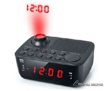 Muse CR138 Projectiion Clock Radio 238658