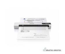 Epson Wireless portable scanner WorkForce DS-80W Colour..