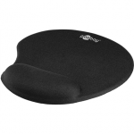 Goobay Mousepad with Gel Wrist Rest Support B..