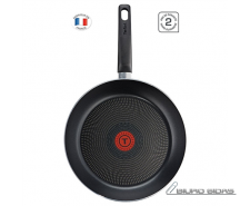 TEFAL B3180402 Frying, Diameter 24 cm, Fixed handle, Gr..