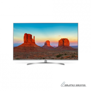 "LG 65UK7550MLA  65"" (165 cm), Smart TV, Ultra HD LED, 3840 x 2160 pixels, Wi-Fi, DVB-T2 /C/S2, Silver 242685"