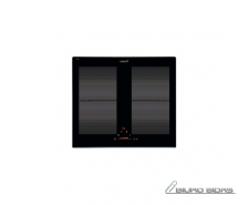 CATA Hob  IF 6002 BK Induction, Number of burners/cook..