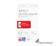 Impact glass 3D for iPhone 7 plus /8 plus 244446