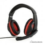 Gembird Gaming headset, 3.5 mm plug, GHS-03, ..