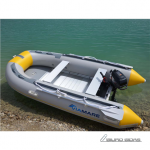 Viamare 330 Alu, PVC Inflatable Boat with Sol..