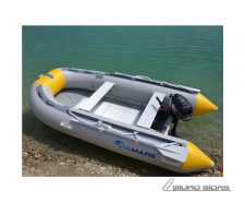 Viamare 330 Alu S, PVC Inflatable Boat with Solid Botto..