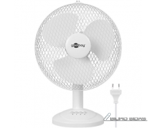 Goobay 39512 12-inch table fan Table Fan, Number of spe..