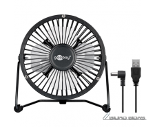 Goobay 62060 4 Inch Desktop USB fan Desk Fan, Number of..