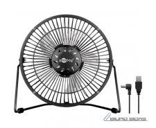 Goobay 62061 8 Inch Desktop USB fan Desk Fan, Number of..