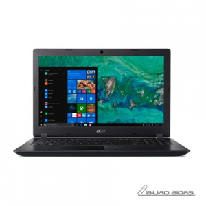 "Acer Aspire 3 A315-51 Black, 15.6 "", Full HD, 1920 x 1080 pixels, Matt, Intel Core i3, i3-7020U, 4 GB, DDR4, SSD 128 GB, Intel HD, Windows 10 Home, 802.11 ac/a/b/g/n, Bluetooth version 4.0, Keyboard language English, Russian, Warranty 24 month(s), Ba"
