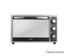 Camry Oven CR 6018 35 L, Electric,  Black/Stainless st..