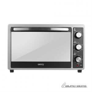 Camry Oven CR 6018 35 L, Electric,  Black/Stainless steel, 1500 W 249526