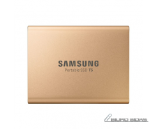 Samsung T5 500 GB, USB 3.1, Gold, Portable SSD 252465