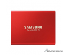 Samsung T5 500 GB, USB 3.1, Red, Portable SSD 252467