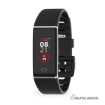 MyKronoz Smartwatch Zetrack  Black/ black, 90..