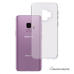 3MK Clear Case Back cover, Samsung, Galaxy S9..