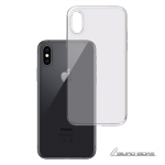 3MK Clear Case Back cover, Apple, iPhone XS, ..