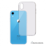 3MK Clear Case Back cover, Apple, iPhone XR, ..
