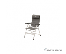 Outwell Foldable chair Milton 125 kg, Adjustable headre..