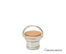 klean kanteen Bamboo Cap 1000625 Compatible with all Cl..