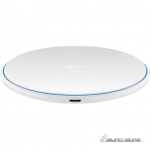 Goobay 45654 Fast Wireless Charger 10W White ..